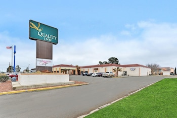 Hotel - Quality Inn Pecos
