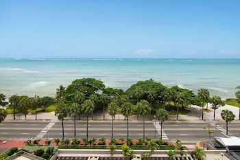Club Suite, 1 Bedroom, Business Lounge Access, Oceanfront