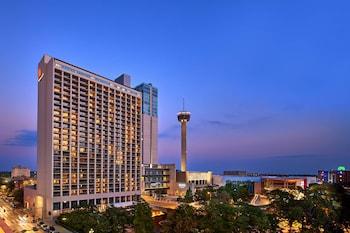 聖安東尼奧河岸步道萬豪飯店 Marriott San Antonio Riverwalk