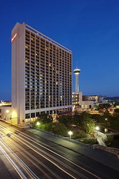 Hotel - Marriott San Antonio Riverwalk