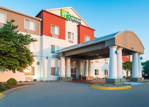 __{offers.Best_flights}__ Holiday Inn Express Hotel & Suites Burlington
