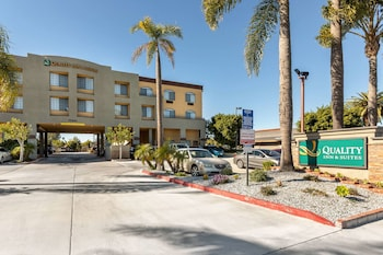 Hotel - Quality Inn & Suites Huntington Beach