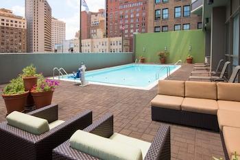 at Holiday Inn Express Philadelphia-Midtown in Philadelphia
