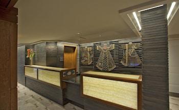 Lobby at Morrison Clark Hotel in Washington