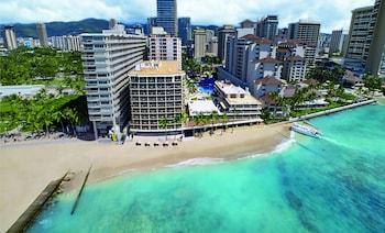 舷外珊瑚海灘旅館 Outrigger Reef Waikiki Beach Resort