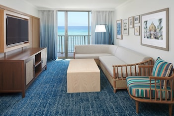 Room, 1 Queen Bed with Sofa bed, Ocean View, Tower (Ocean Tower)