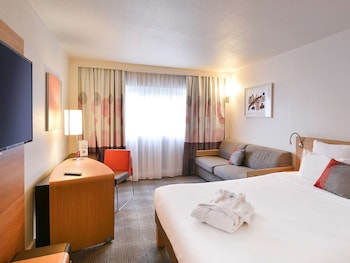 Executive Double Room, 1 Double Bed with Sofa bed