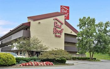 路易士威爾機場會展中心紅屋頂飯店 Red Roof Inn Louisville Expo Airport