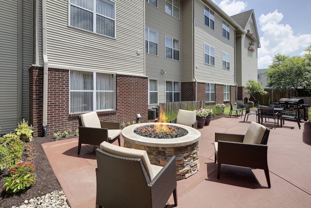 Hotel Residence Inn by Marriott Indianapolis Airport