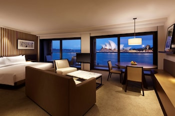 Deluxe Room, 1 King Bed, View (Opera View)