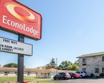 Hotel - Econo Lodge Elkhart