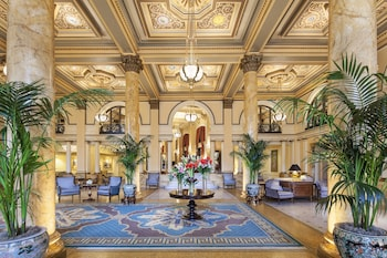Lobby at Willard InterContinental Washington in Washington