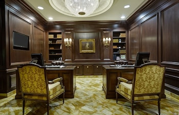 Concierge Desk at Willard InterContinental Washington in Washington