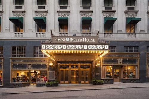 . Boston Omni Parker House Hotel