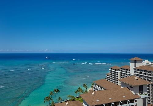 Waikiki Parc Hotel, Honolulu