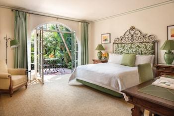 Garden Room King Bed
