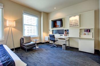 Mega Room, Room, 1 King Bed