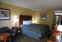 Room, 1 King Bed, Non Smoking at Days Inn by Wyndham Jacksonville Airport in Jacksonville