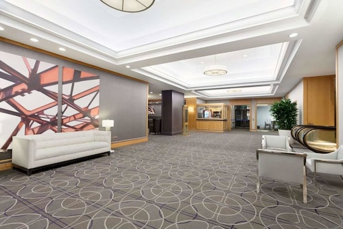 . DoubleTree by Hilton Newark Penn Station