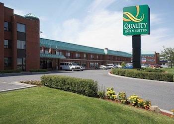 Hotel - Quality Inn & Suites P.E. Trudeau Airport