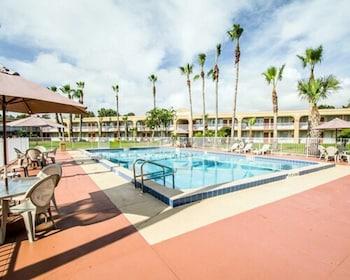 卡納維拉爾港區伊克諾飯店 Econo Lodge Port Canaveral Area