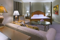 Royal Suite, 1 King Bed, Business Lounge Access, Tower (City View)