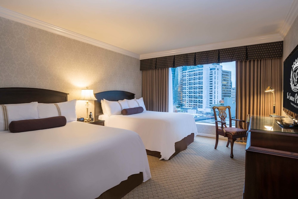 the sutton place hotel vancouver classic vacations. Black Bedroom Furniture Sets. Home Design Ideas