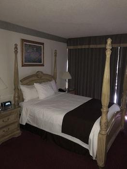Room, 1 Queen Bed, Non Smoking, Balcony