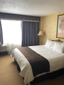 Room, 1 King Bed, Non Smoking, Hot Tub