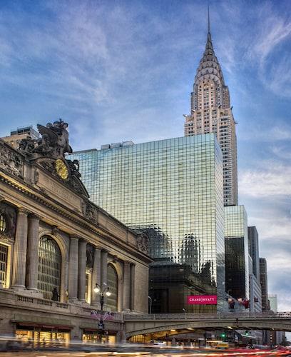 . Grand Hyatt New York