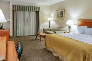Hotel - Quality Inn & Suites Grants