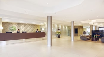 Lobby at Holiday Inn Parramatta in Parramatta