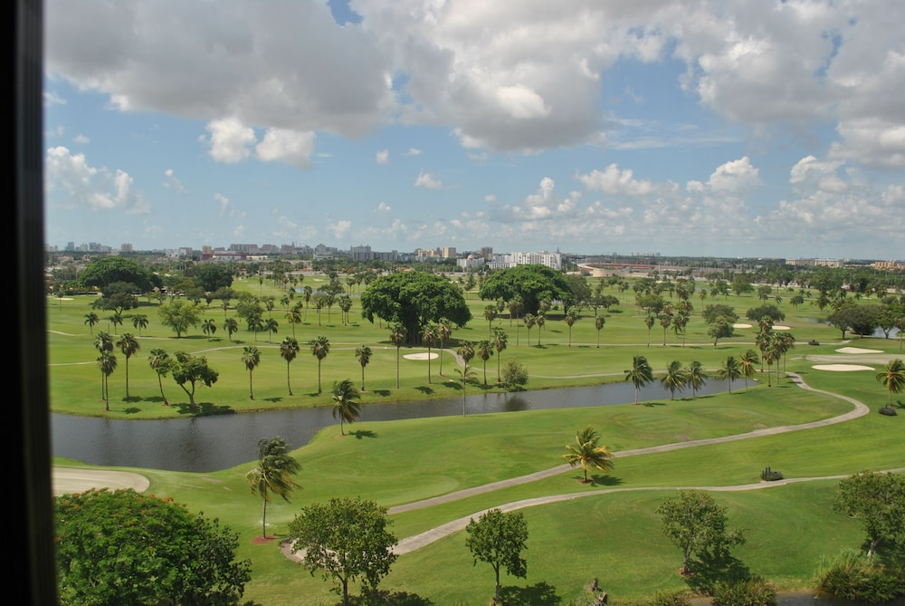 Golf view