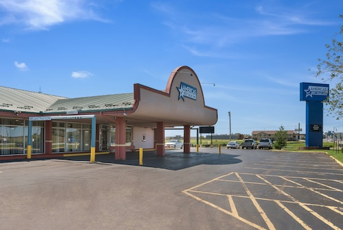 . Americas Best Value Inn St. Joseph at I-29