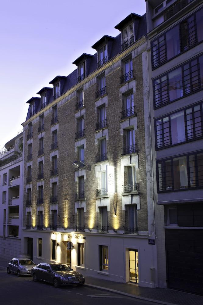 61 Best Images About Native Americans On Pinterest: Best Western Plus 61 Paris Nation Hotel