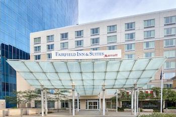 印第安納波利斯市中心萬豪費爾菲爾德套房飯店 Fairfield Inn & Suites by Marriott Indianapolis Downtown