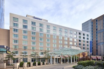 Fairfield Inn & Suites by Marriott Indianapolis Downtown photo
