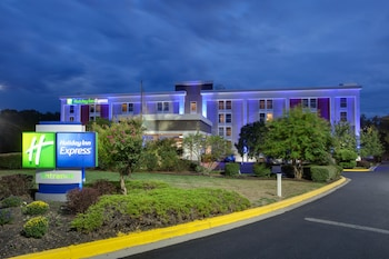Hotel - Holiday Inn Express Washington DC East - Andrews AFB
