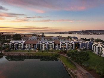 伯克利馬里納希爾頓逸林飯店 DoubleTree by Hilton Hotel Berkeley Marina
