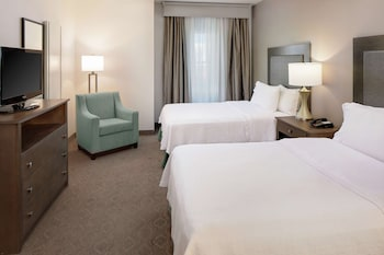 Suite One King And Two Double Beds