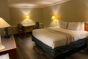 Room, 1 King Bed, Accessible, Non Smoking (Mobility Accessible Room)