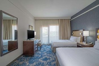 Premium Suite, 2 Double Beds, Non Smoking