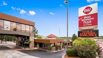 貝斯特韋斯特陸景客棧和套房 Best Western Plus Landing View Inn & Suites