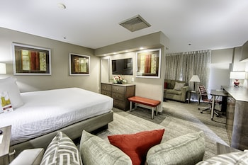 Executive Suite, 1 King Bed, Multiple View
