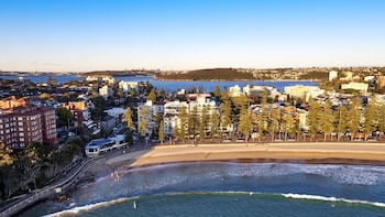 Aerial View at The Sebel Sydney Manly Beach in Manly