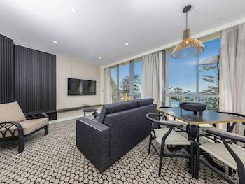 Deluxe Apartment, 1 Bedroom, Ocean View