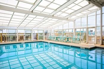 納格斯黑德海濱溫德姆華美達廣場飯店 Ramada Plaza by Wyndham Nags Head Oceanfront