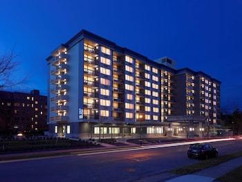 斯特拉斯艾倫羅切斯特 Spa 飯店 - 希爾頓逸林飯店 The Strathallan Rochester Hotel & Spa- A DoubleTree by Hilton