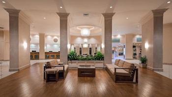 Lobby at Best Western Lake Buena Vista - Disney Springs® Resort Area in Lake Buena Vista