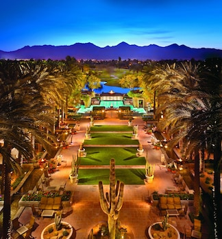 蓋尼農場斯科茨代爾君悅度假村 Hyatt Regency Scottsdale Resort and Spa at Gainey Ranch